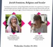 Jewish Feminism, Religious and Secular
