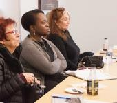 2018, Brown Bag, Donald Outing, Giving Day, williams hall, Women Gender and Sexuality Studies