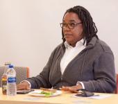 Speaker Tanya Sanders, Lehigh University WGS, Williams