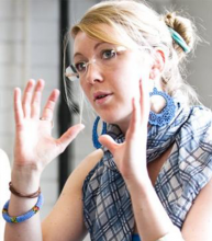 Dr. Chiara Minestrelli, Visiting Scholar