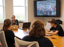 Working with Indigenous Communities Workshop- Chiara Minestrelli